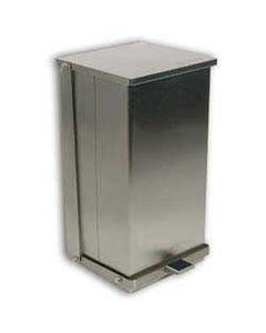 Detecto Stainless Steel Trash Cans