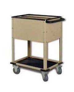 Wolf X-Ray Corporation 80-046 Top Loading Cart with 2 Compartments