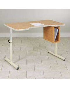 Clinton 76-34K Work Table with Stationary Top, 76-34K-12597