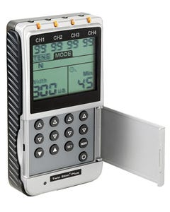 13-1349 TwinStim Plus Digital 4 Channel TENS / EMS Unit, 13-1349