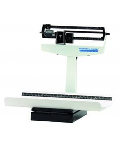 Health o meter 1522KL Pediatric Beam Mechanical Scale with Tray