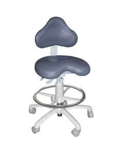 """Brewer Design 9200 Dental Operator Stools, Seamless Upholstery, 18.5 to 24.5"""""""