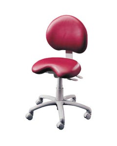 """Brewer Design 9000 Dental Seating, Height Range: 15.5 to 20"""", Seamless Vacuum Formed Upholstery"""