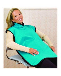 Flow Dental X-Ray Protective Aprons, Lead Free, Adult, Without Thyroid Collar-17915