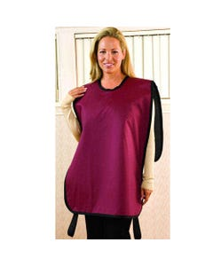 Flow Dental X-Ray Protective Aprons, Lead Free, Adult, Without Thyroid Collar