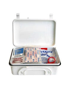 Morrison Medical 6510 10 Person First Aid Kit, 6510-19740