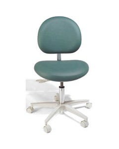 Brewer Design 3125 Classic Ergonomic Dental Operator Stools, Stitched Upholstery, StandardHeight-21726
