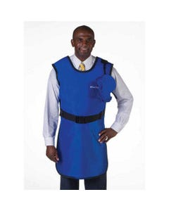 Wolf X-Ray Coat X-Ray Aprons, Lead Free with Thyroid Collar, Medium-21828