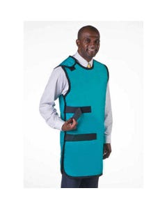 Wolf X-Ray Special Procedure X-Ray Aprons, Lightweight Lead, Large
