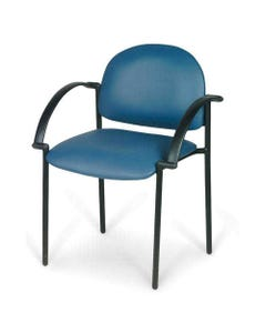 Hausmann Side Chairs, with Arms