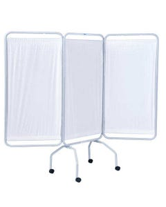 Winco 3130 Folding 3 Panel Medical Privacy Screen