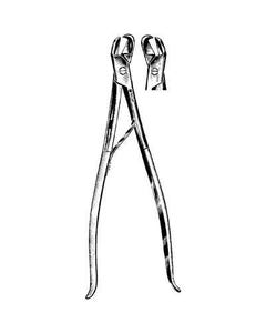 "Sklar Instruments 55-1514 Coryllos Rib Shears, 14"", 55-1514-28742"