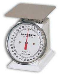 Detecto PT Series Mechanical Kitchen Scales