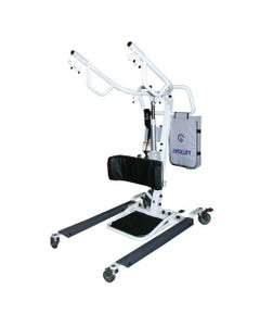 GF Health Products Lumex LF2090 Bariatric Sit-to-Stand Easy Lift