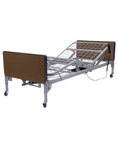 Lumex Patriot Full-Electric Beds with Extra Firm Innerspring Mattress