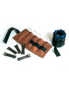 Adjustable Pouch Wrist and Ankle Weights