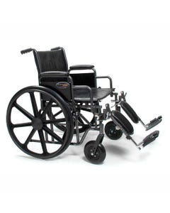 Traveler HD 3G010 Bariatric Wheelchair