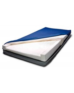 Lumex 919 Elite Clinical Care Foam Mattress with Heel Slope