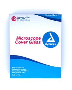 Dynarex Microscope Slides and Cover Glass
