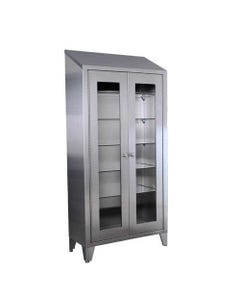 UMF Medical SS7834 Stainless Steel Storage Cabinet, SS7834