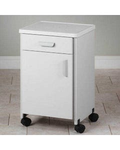 Clinton 8720 Mobile Hospital Cabinet, Storage Top-44989