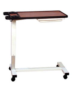 NK Medical Pediatric Patient Overbed Tables, Base Model