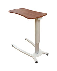 Novum Medical iSeries Low Base Overbed Tables, Laminate Surface-46520