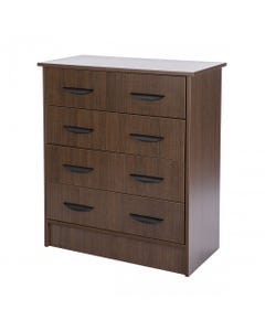 Novum Medical Wood Finish Patient Chests of Drawers, Lexington Series, 3 Drawers-46568