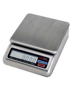 NK Medical NK2001 Stainless Steel Diaper Scale with Rechargeable Battery, NK2001-46600