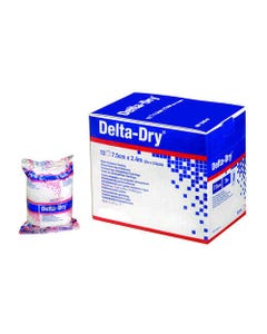 BSN Medical Delta-Dry Water Resistant Synthetic Softliners