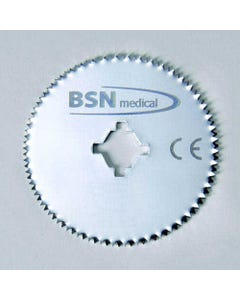"""BSN Medical Stainless Steel Cast Saw Blades, 2.5"""""""