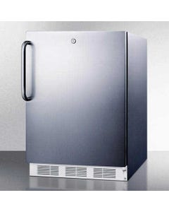 Summit FF6CSS Medical Counter-Height Refrigerators