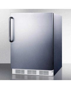 Summit FF7CSS Medical Stainless Steel Refrigerators