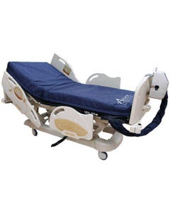 """Amico Apollo MS Hospital Beds with Aura Alternating Pressure Mattress, 80"""""""