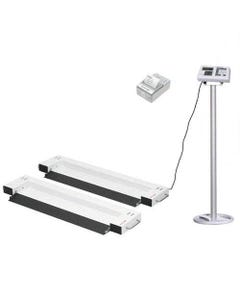 Charder KIT - MS6001-2711-TP MS6001 Bed Scale w/ SM-2711 Display Stand and TP2110 Printer