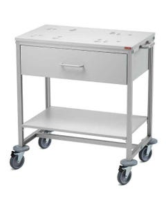 Seca Rolling Baby Scale Carts