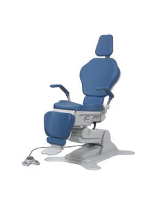 BR Surgical Optomic OP-S8 Electric ENT Chairs, Base Model
