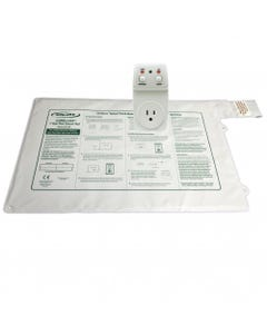 """Smart Caregiver 433SBW1-SYS (SMBW1-SYS) Smart Outlet with 20"""" X 30"""" Cordless Bed Pad with Remote Reset"""