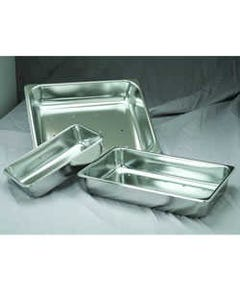 Polar Ware Stainless Steel Perforated Instrument Trays