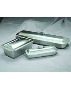 Polar Ware Stainless Steel Catheter Tray Covers