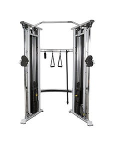 Fabrication Enterprises Inflight Two-Stack Functional Trainer