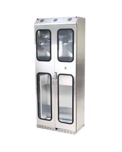 Harloff SCSS8136DREDP Stainless Steel Scope Drying Cabinet with Electronic Lock, SCSS8136DREDP-68809