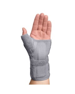 Core Products BRE-6853 Swede-O Thermal Vent Carpal Tunnel Brace with Thumb Spica