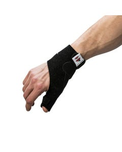 Core Products WST-6815-BK-UNI Bi-Lateral Thumb Spica Support