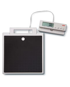 seca Flat Scale with Cable Remote Adjustable Display