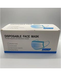 3-Ply Medical Face Mask