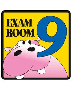 Pediatric Office and Exam Room Signs