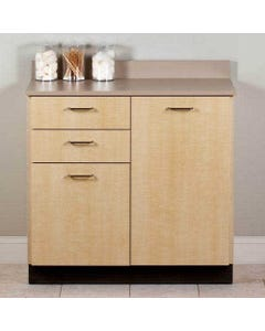 Clinton Medical Exam Room Cabinets - 8036 / 8236, Base Cabinet with 2 Doors and 2 Drawers-8419