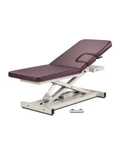 Clinton 85200 Power Imaging Table with Adjustable Backrest & Drop Window