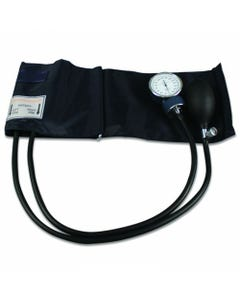 Dynarex 7106 Sphygmomanometer with Nylon Cuff and PVC Bladder and Bulb, Child (5-9 years), Latex Free, Case of 10